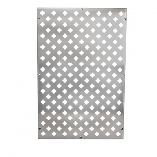 Verticale tuin rechthoekig aluminium paneel